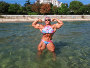 Sexe and hot female bodybuilder nataliya amazonka
