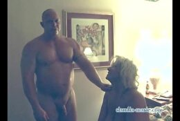 Blonde Gym Lover Claudia Marie Gets Her Big Tits Worshiped