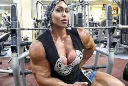 Sexe and hot female bodybuilder nataliya amazonka