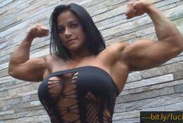 Hot Female bodybuilder motivation