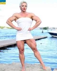 Natalya Romashko dress gallery