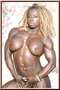 Dayana Cadeau Full Nude FBB