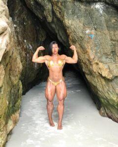 Alessandra Alvez Lima Bodybuilder, Fitness Model,