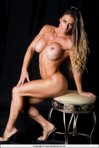 Jacked sexy Sheila Rock full nude