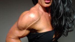 Petra Štruncová Czech IFBB PRO Bodybuilder picture gallery