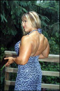 BUFF and massive Lady Gina Davis