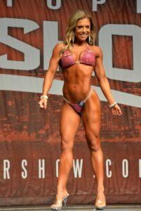 Girls with muscle IFBB PRO BIKINI