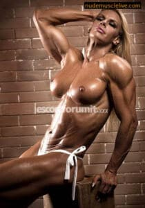 pictures NAKED MUSCLE GIRLS