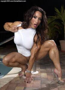Denise Masino Muscle Woman