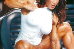 Denise Masino Muscle Woman