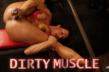 dirty muscle banner