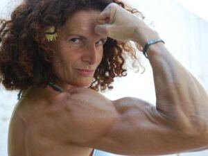 """SEXYFIT a real fit muscle and ripped """"madame"""""""