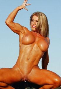 Nude Buff Babes
