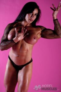 NUDE MARINA LOPEZ MODEL MUSCLE