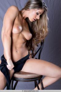 Nude Skyler Ranee muscle