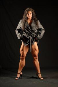 Athena Siganakis IFBB