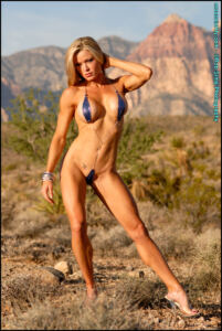 Christy Allen Fit Body In BIKINI
