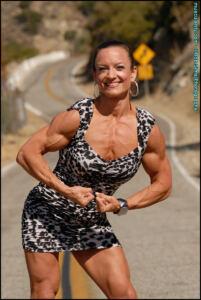 Muscle LADY Kirsten Klipp Van Arsdale – Confidence and Power