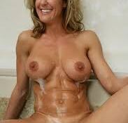 Nude And Hot FIT MUSCLE MILF BRANDI LOVE