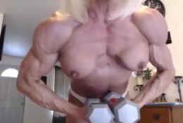 Nude topless BRIE EUBANKS