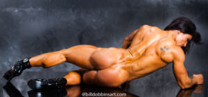 Nude alina popa Female Bodybuilder