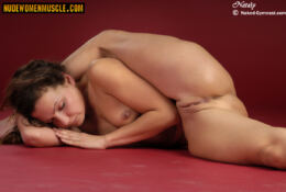 Nude flexible YOGA girls