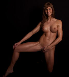 nude Muscle And Fit GIRLS