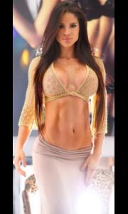 michelle lewin VENEZUELAN SEXY FIT MODEL