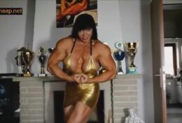 Collection Female Muscle Building as well as Fitness! Muscle mass women Collection! FBB! Girl Muscular tissues! female arms