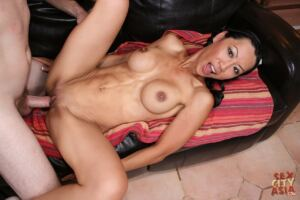 TIA LING fit asian girl get fucked hard