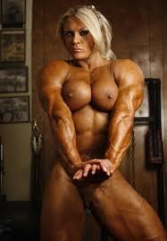 naked massive FBB LISA CROSS