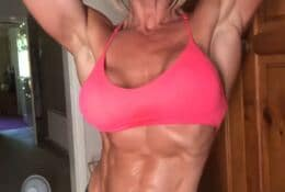 mega fit and ripped JULIE PEREIRA XXX ONLYFANS