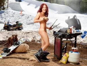 ESPN Naked Female Athletes