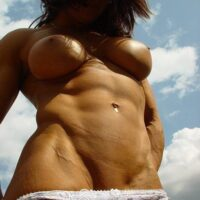 ABS And BIG BOOBS